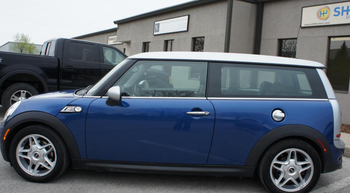 MINI One Clubman review 2005