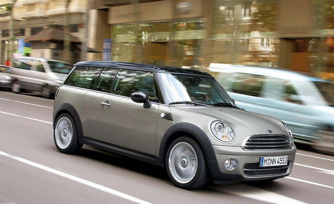 Cooper Clubman MINI price 2013