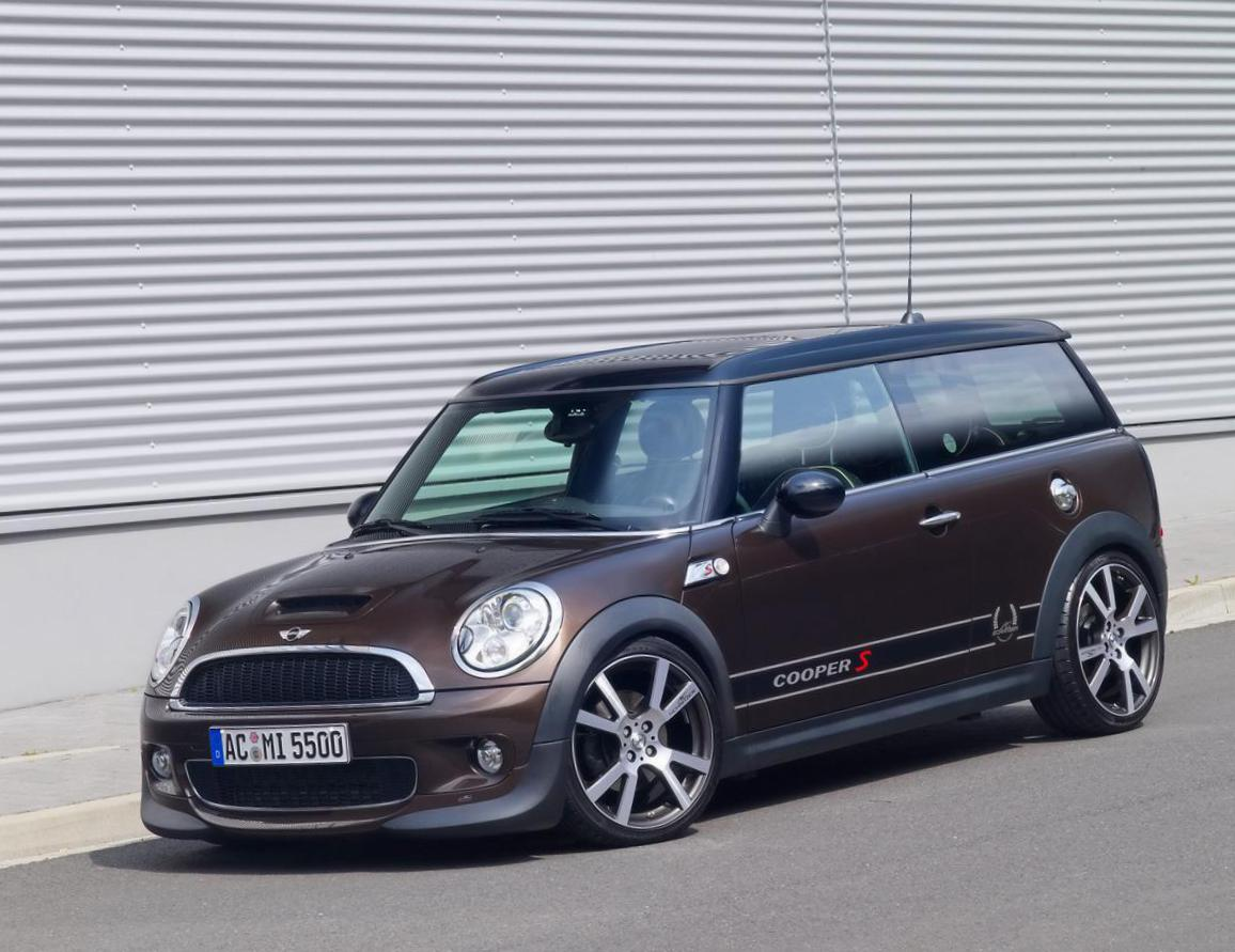 Cooper Clubman MINI Specification 2010