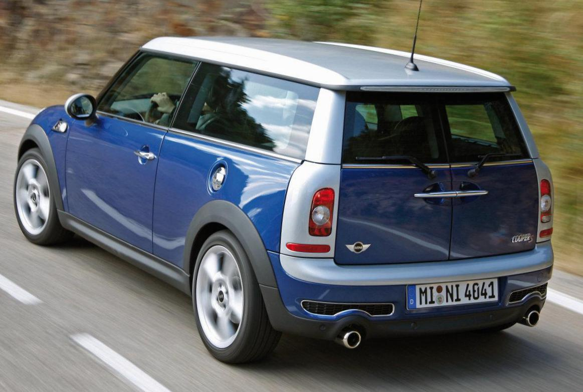 Cooper Clubman MINI tuning liftback