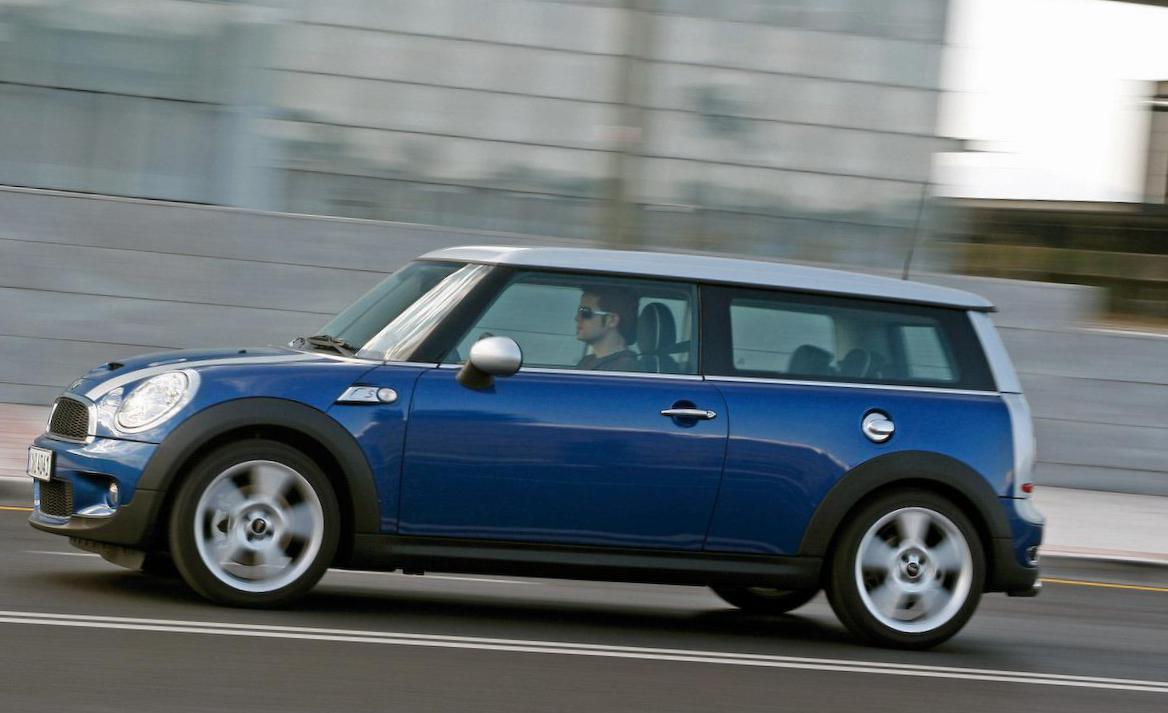 MINI Cooper Clubman prices 2008