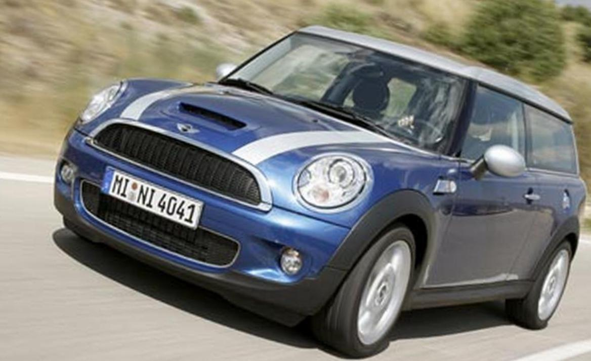 MINI Cooper Clubman usa 2012