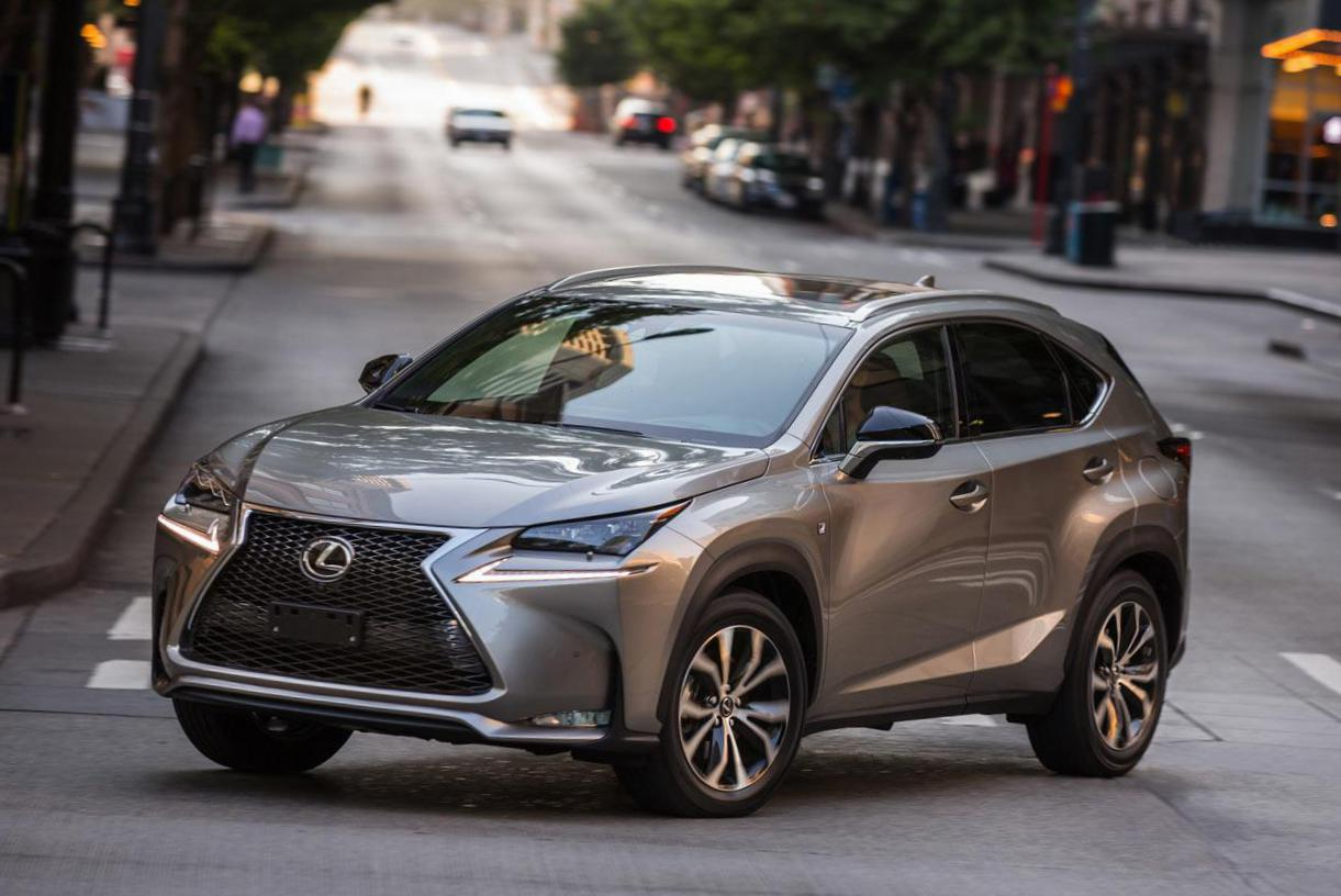 NX 300h Lexus reviews sedan