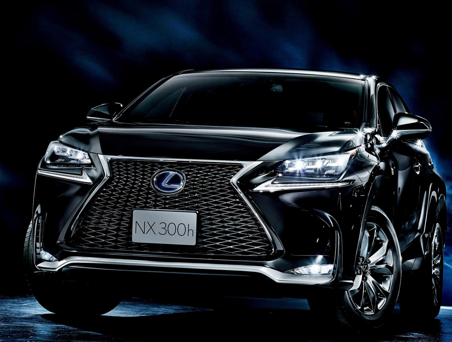 NX 300h Lexus tuning sedan