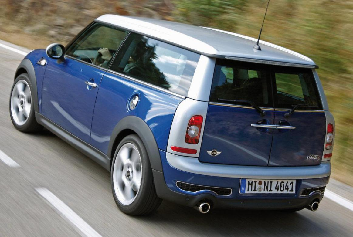 Cooper S Clubman MINI prices 2009