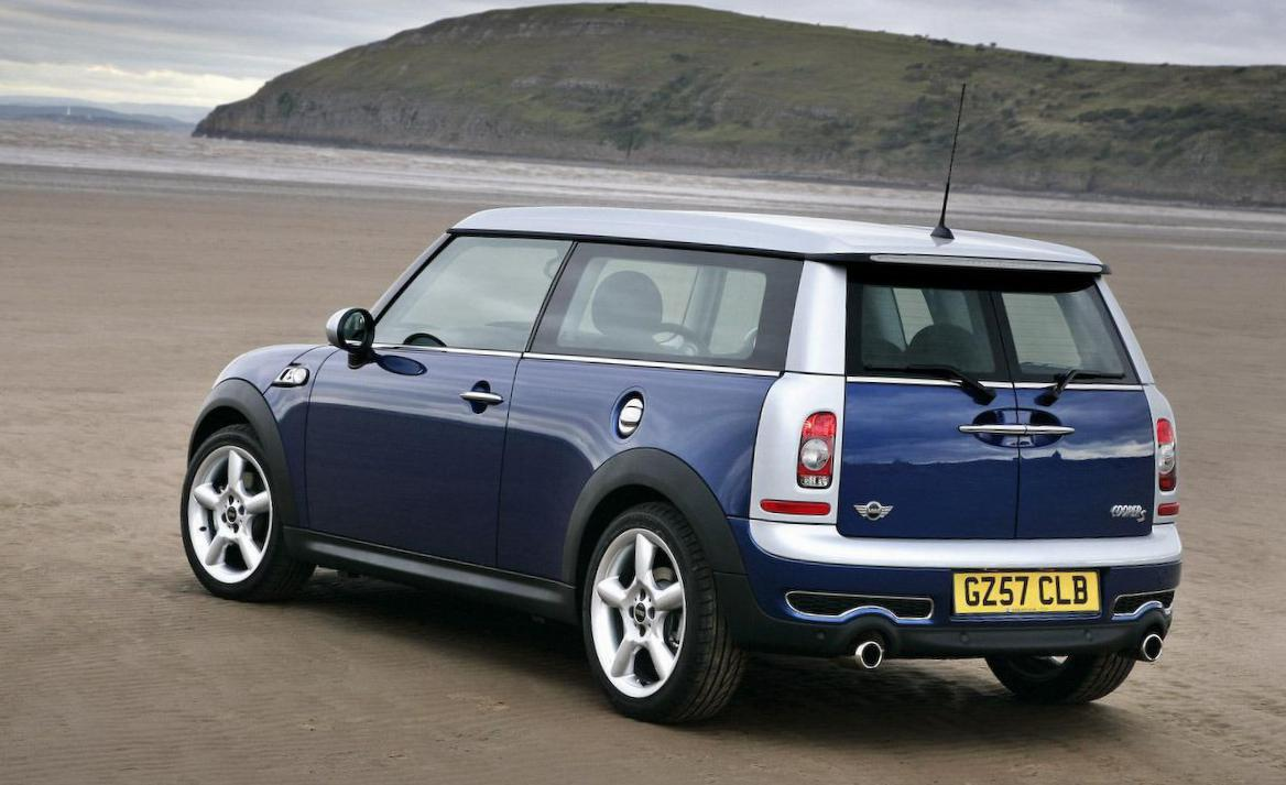 MINI Cooper S Clubman cost hatchback