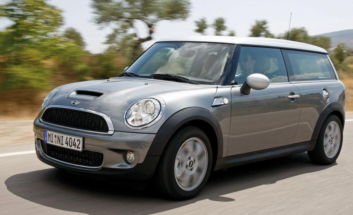 MINI Cooper S Clubman Specification 2014