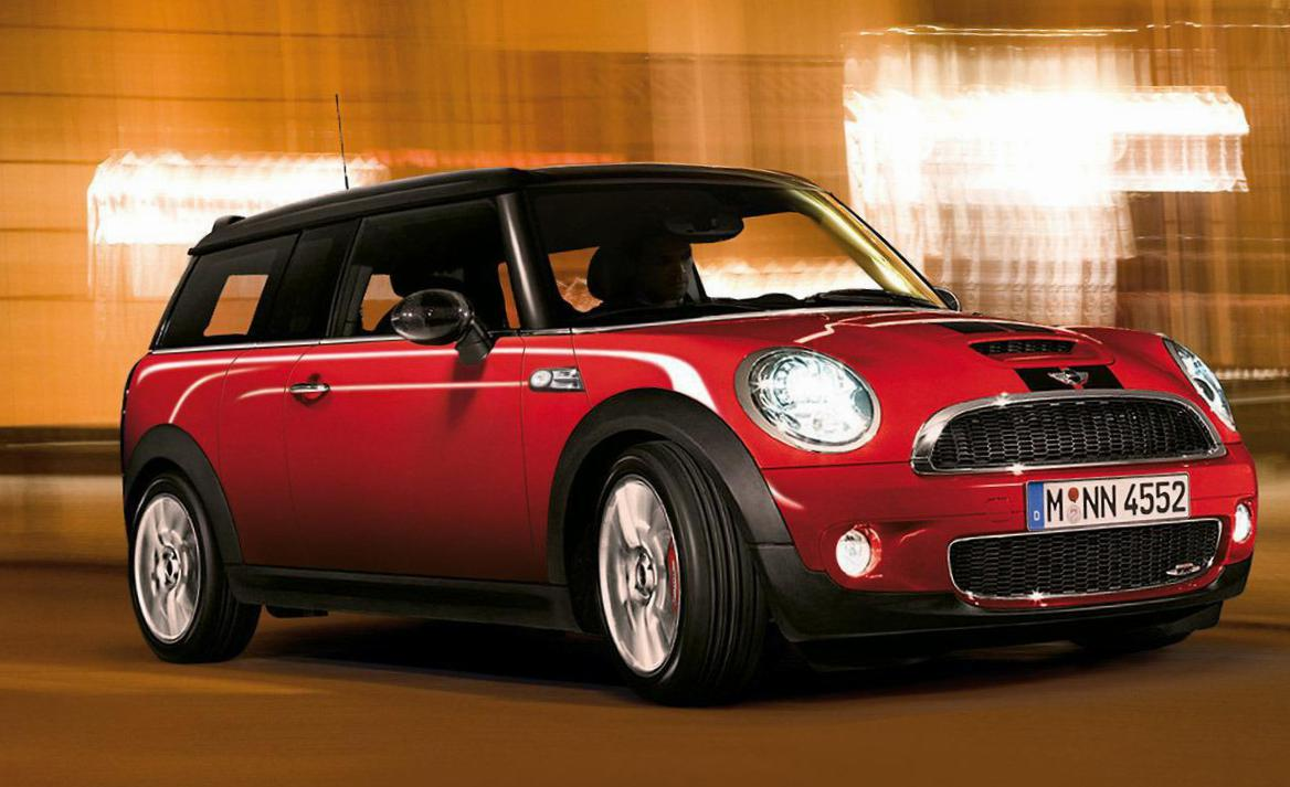 John Cooper Works Clubman MINI Specifications 2013