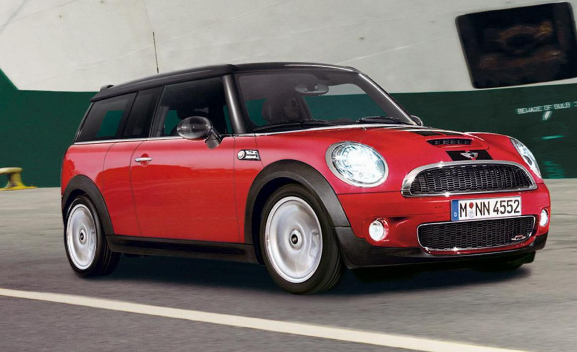 MINI John Cooper Works Clubman lease 2012