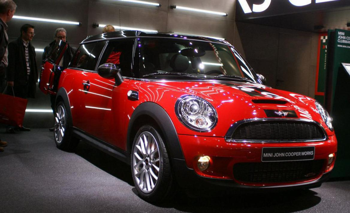 MINI John Cooper Works Clubman Specifications 2012