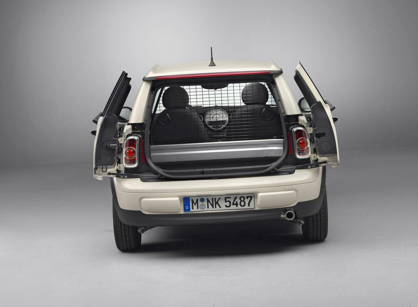 MINI One Clubvan how mach suv