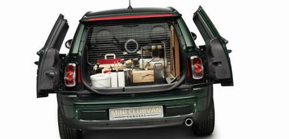 One Clubvan MINI Specifications 2010
