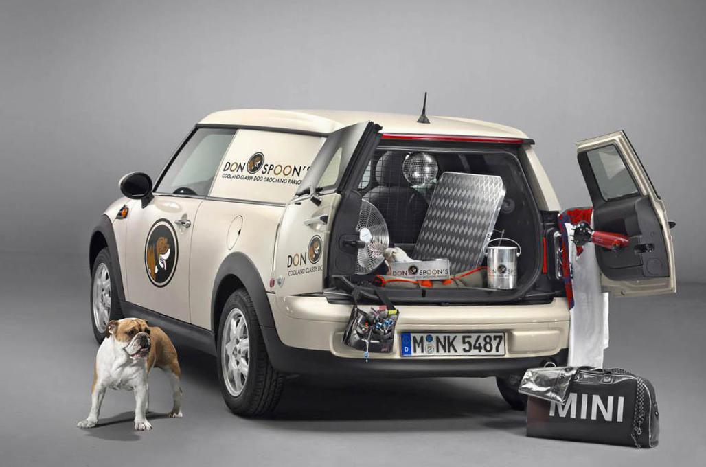 Mini Cooper Clubvan Photos And Specs Photo Mini Cooper Clubvan