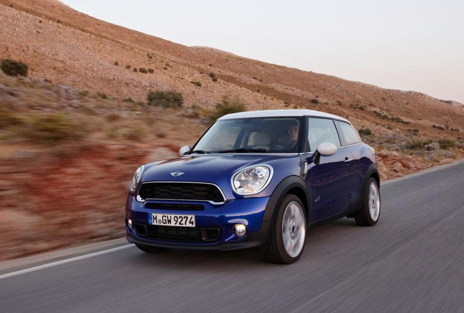 MINI Cooper Paceman review suv