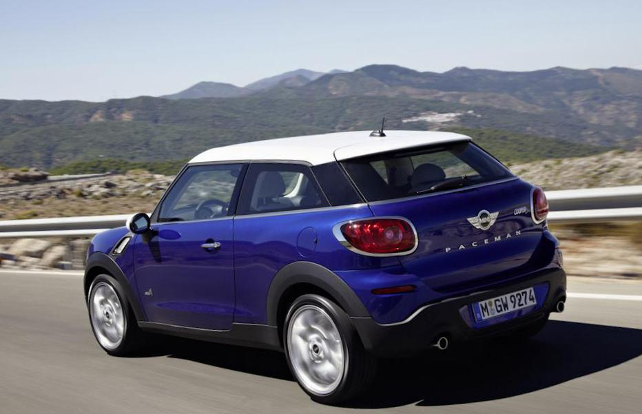 MINI Cooper S Paceman for sale 2007