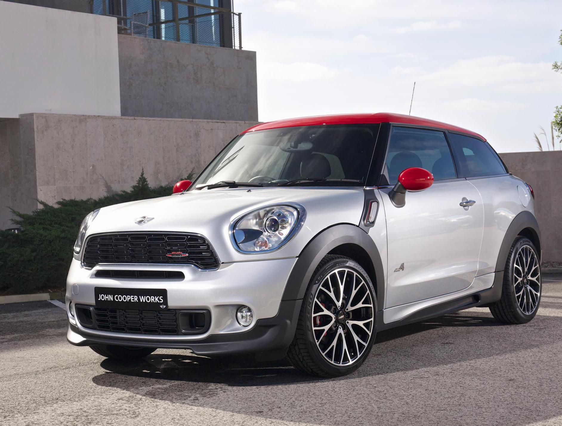 John Cooper Works Paceman MINI for sale 2012