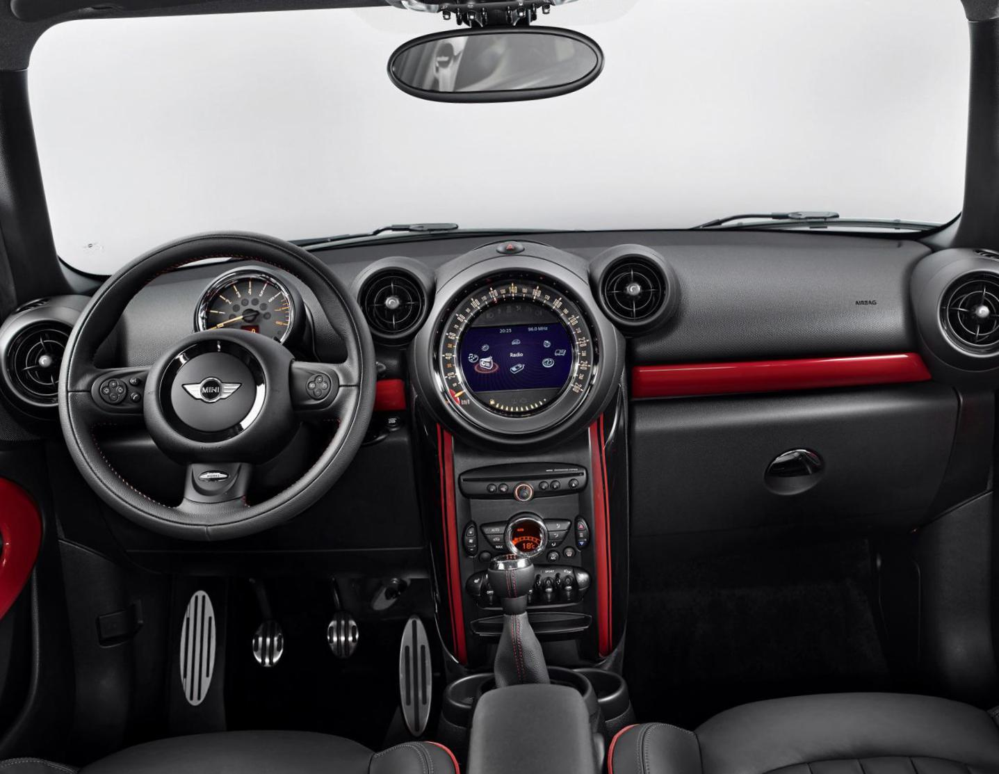 John Cooper Works Paceman MINI prices sedan