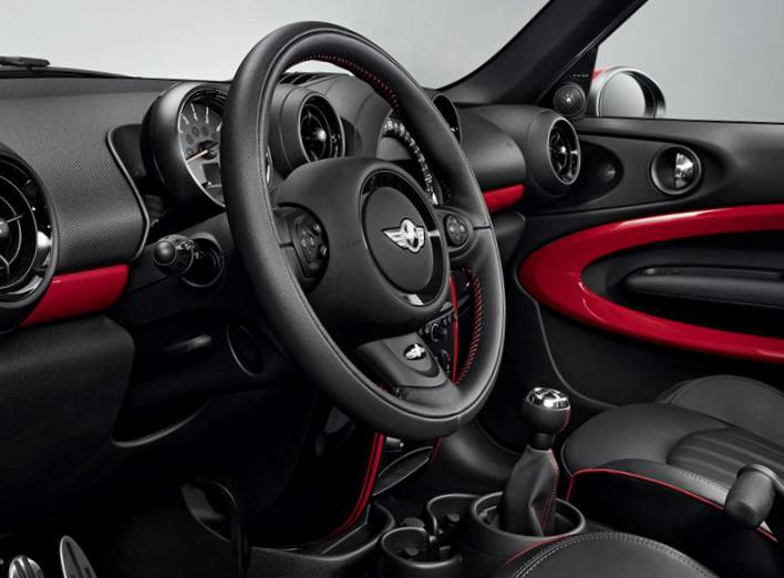MINI John Cooper Works Paceman models suv