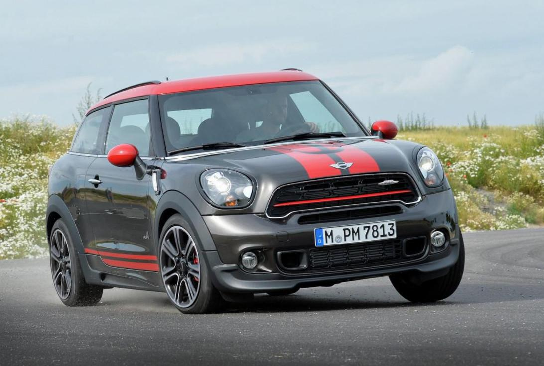 MINI John Cooper Works Paceman price 2013
