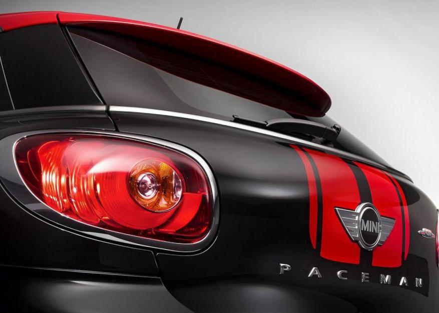 MINI John Cooper Works Paceman Specification 2013