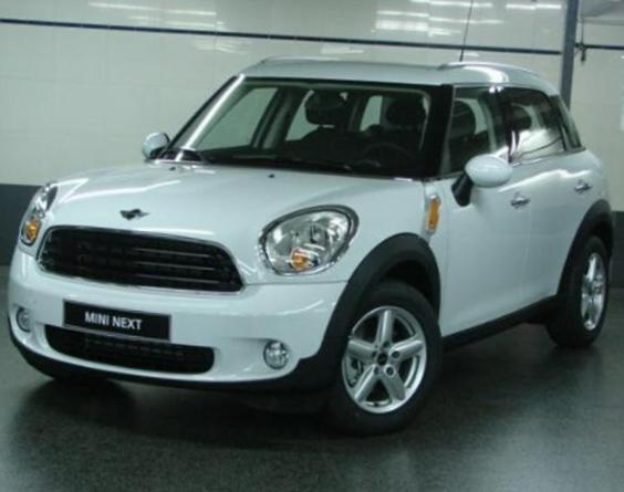MINI One Countryman Specifications 2008