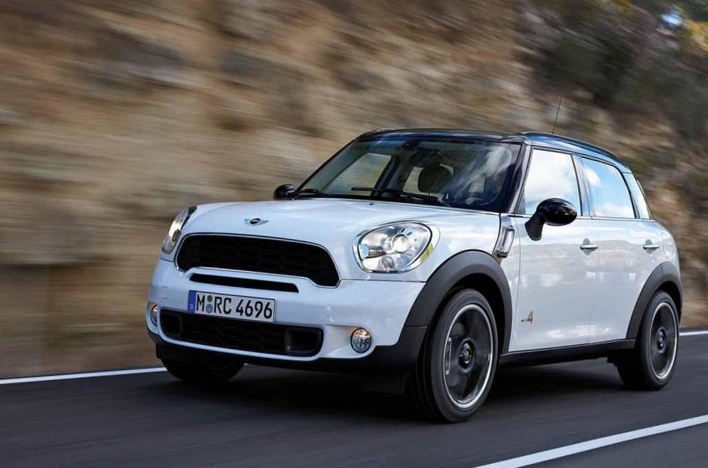 One Countryman MINI concept 2009
