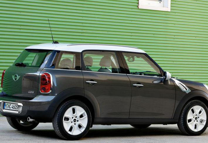 One Countryman MINI for sale 2008