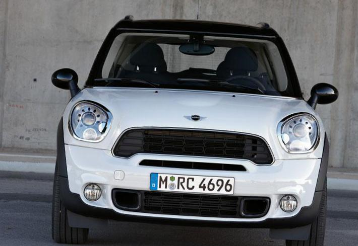 One Countryman MINI prices 2015