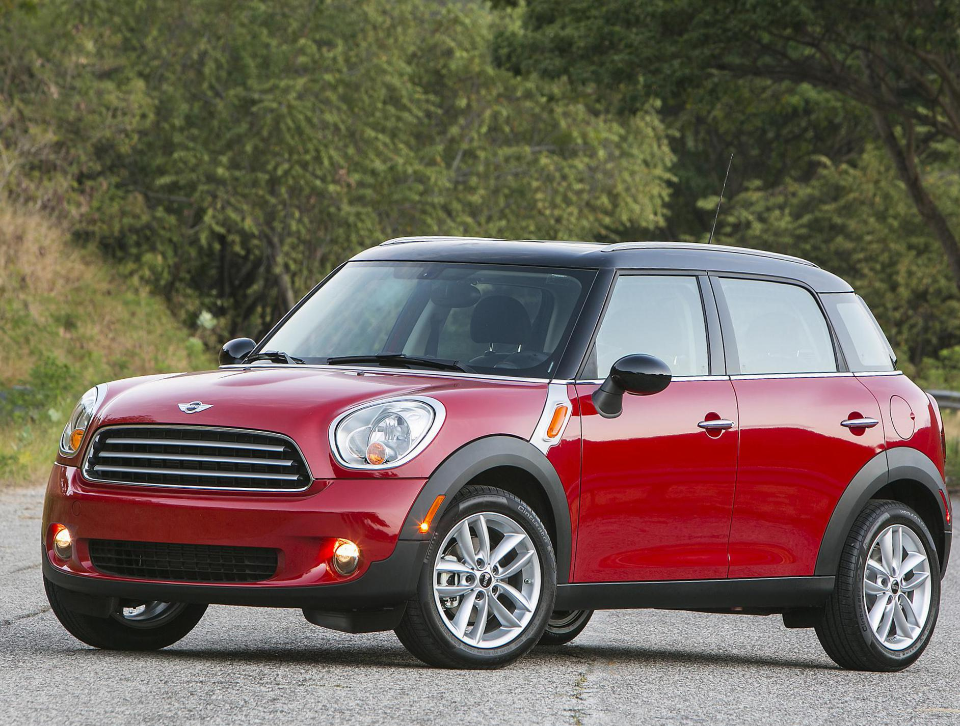 Cooper Countryman MINI models 2009