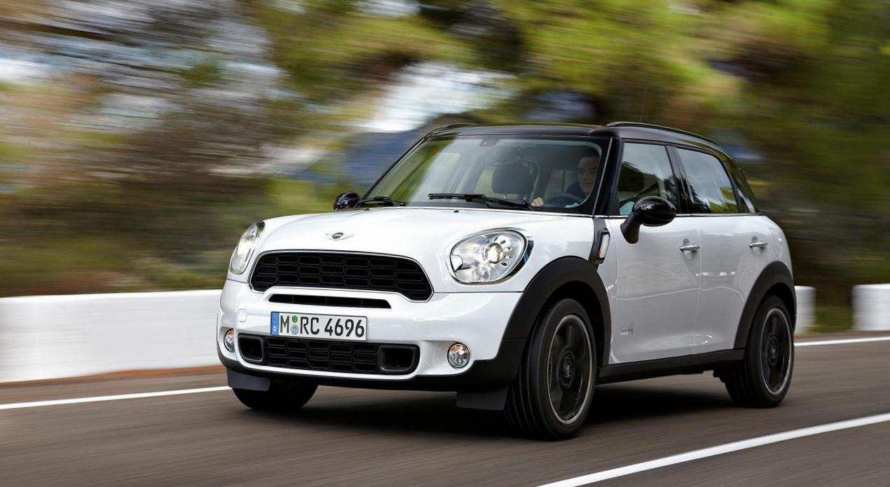 Cooper Countryman MINI spec 2008