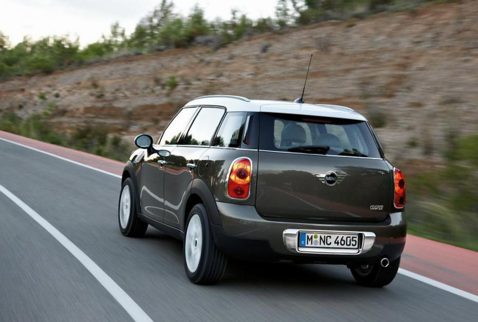 MINI Cooper Countryman approved 2013
