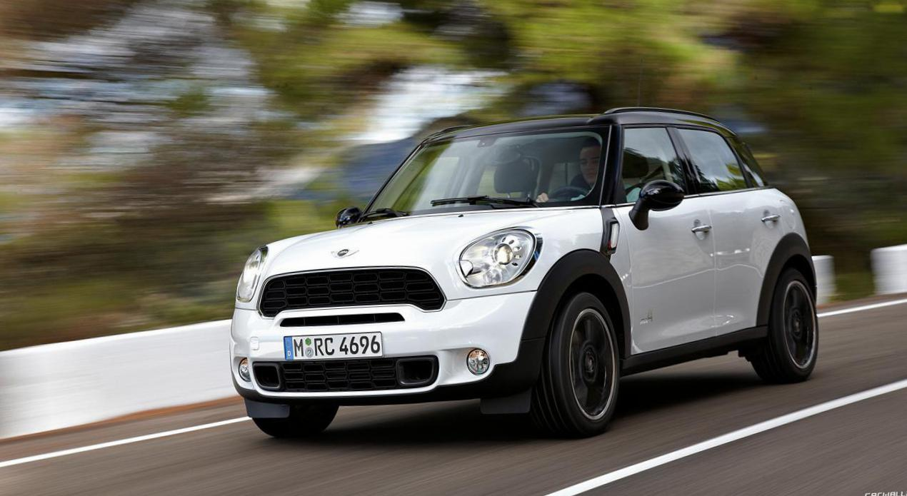 Cooper S Countryman MINI approved 2013