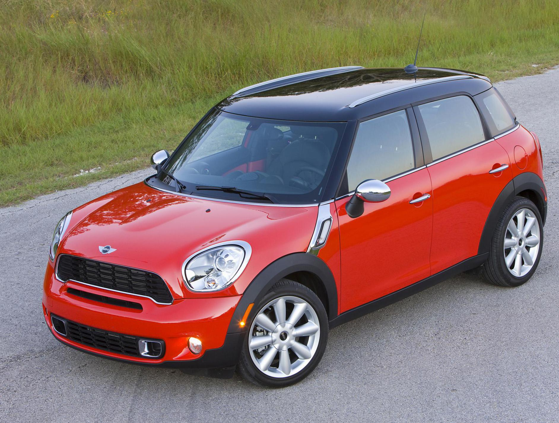 Cooper S Countryman MINI lease 2008