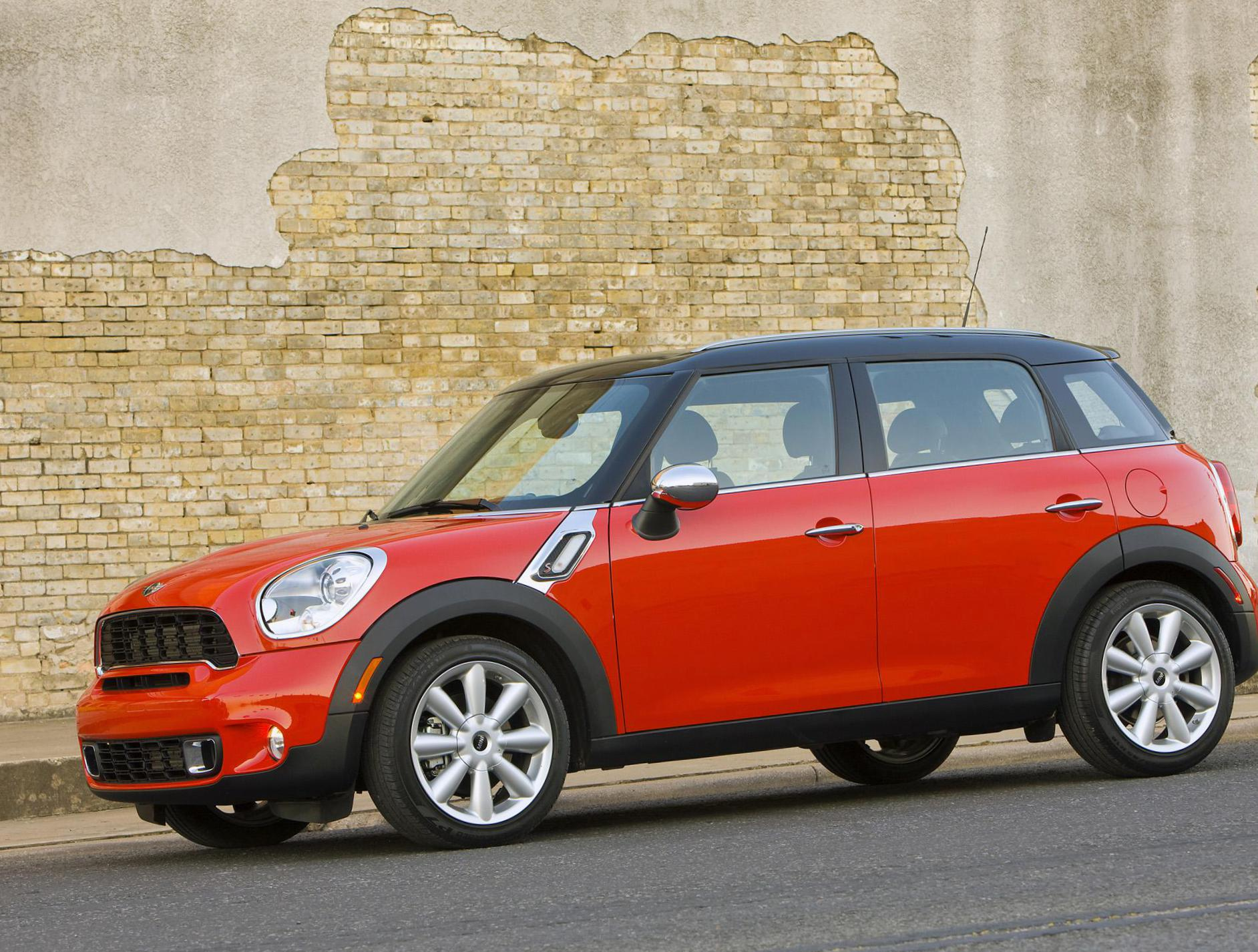 MINI Cooper S Countryman approved 2009