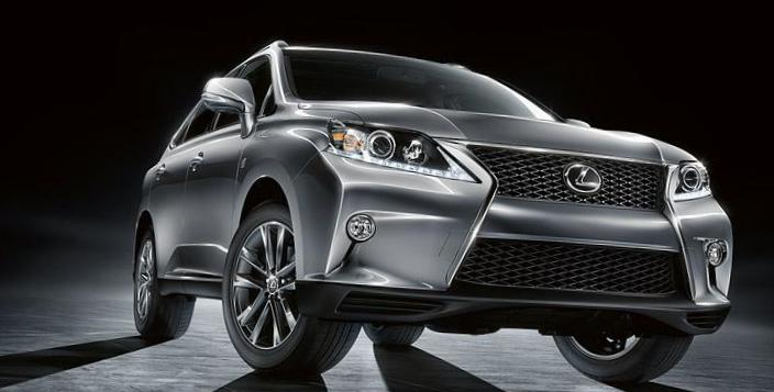 RX 350 270 Lexus Specification 2012