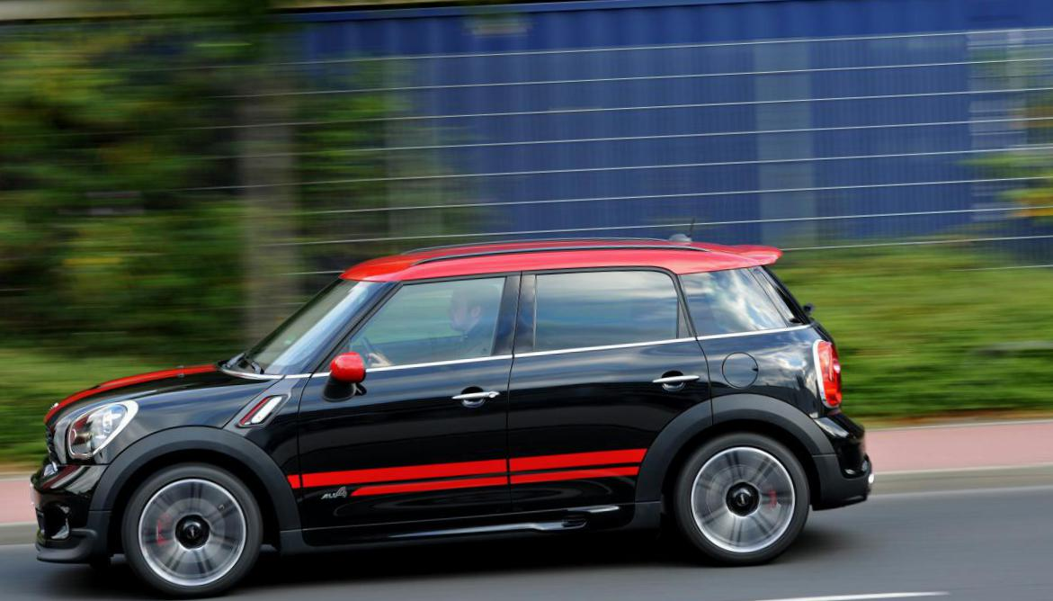 John Cooper Works Countryman MINI concept 2009