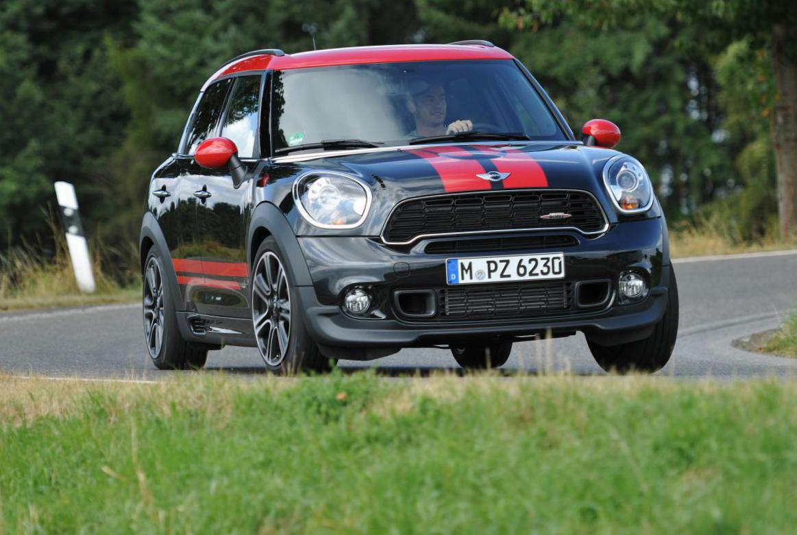 MINI John Cooper Works Countryman auto 2012