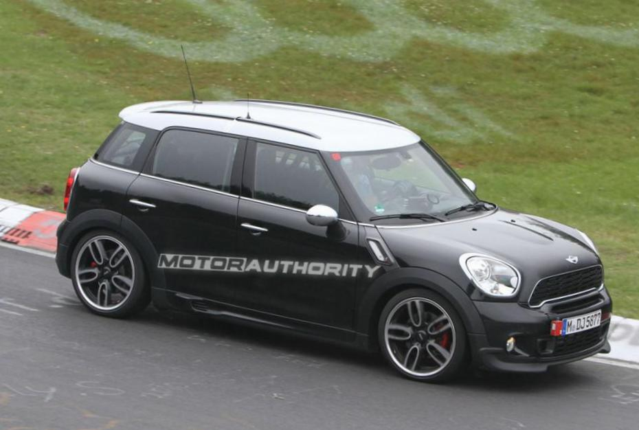 MINI John Cooper Works Countryman for sale 2008
