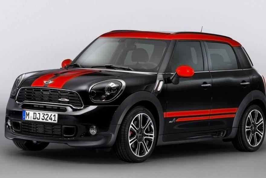 MINI John Cooper Works Countryman price sedan