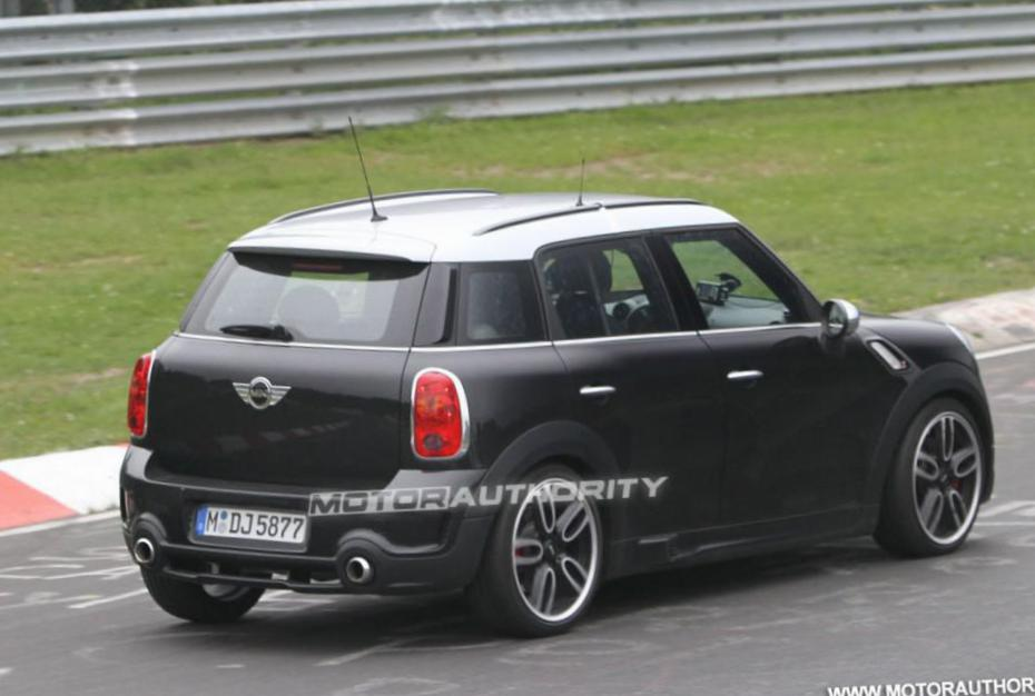 MINI John Cooper Works Countryman tuning 2008