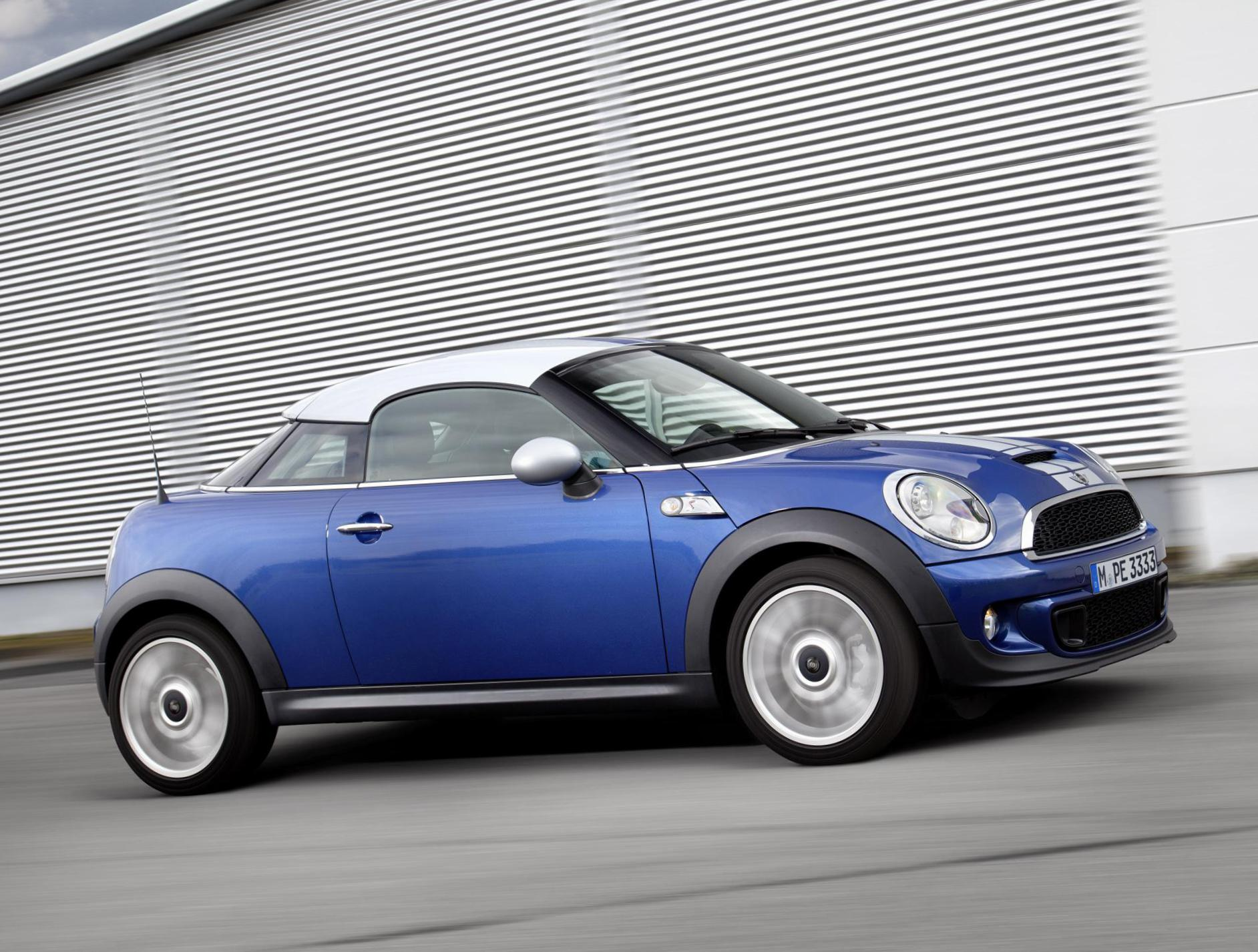 Cooper Coupe MINI cost suv