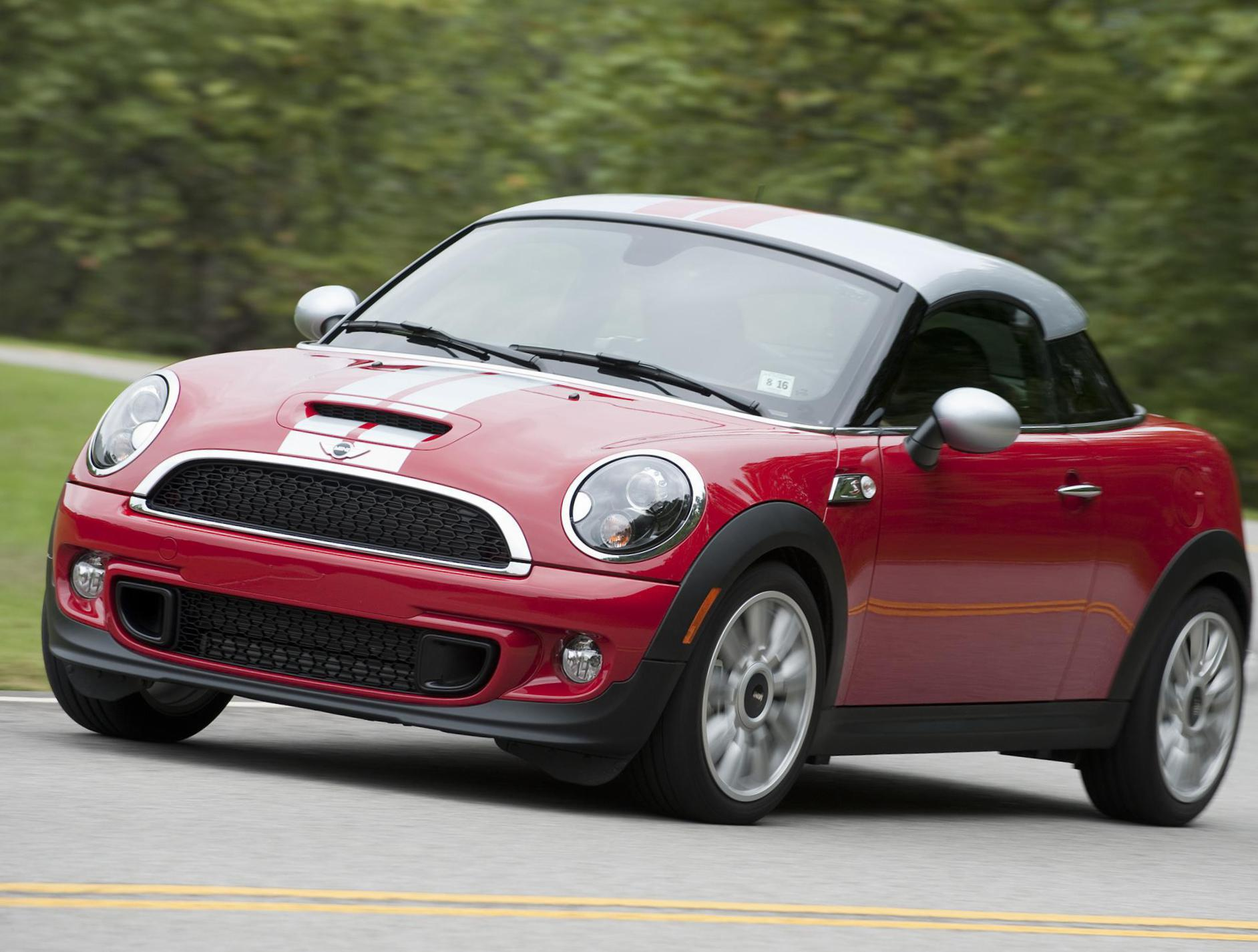 Cooper Coupe Mini Specifications