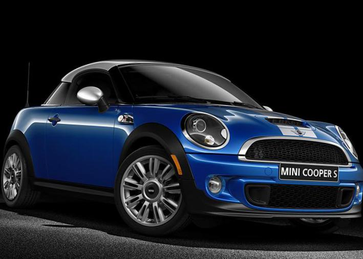 MINI Cooper Coupe how mach 2012