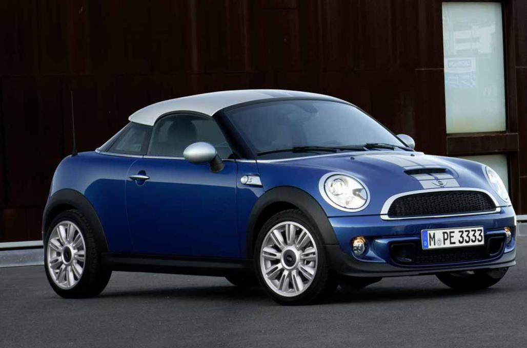 MINI Cooper Coupe review hatchback
