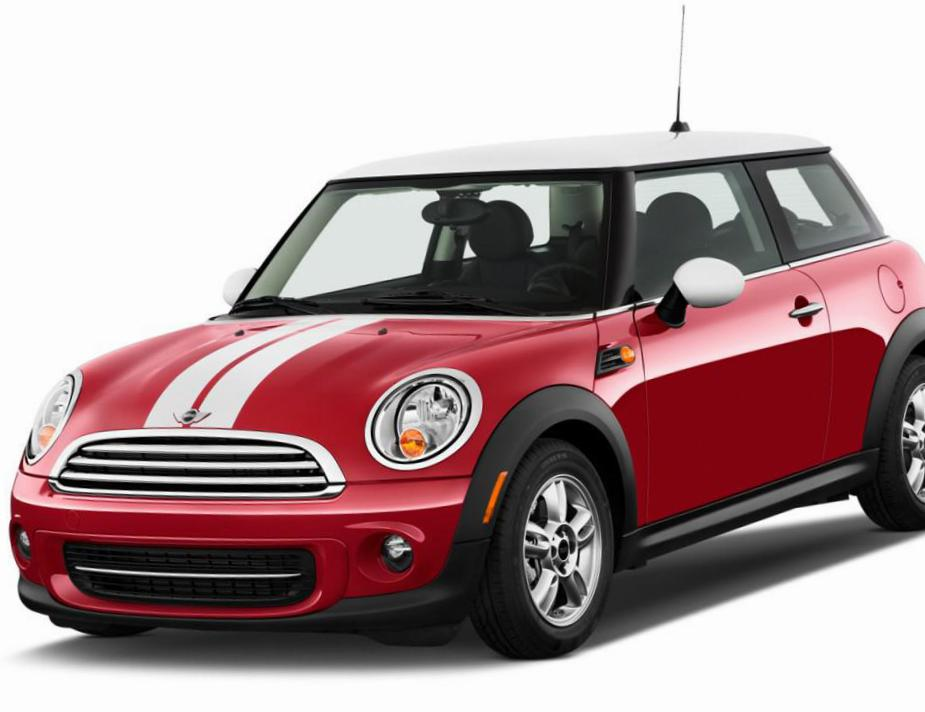 Mini Cooper Coupe Reviews