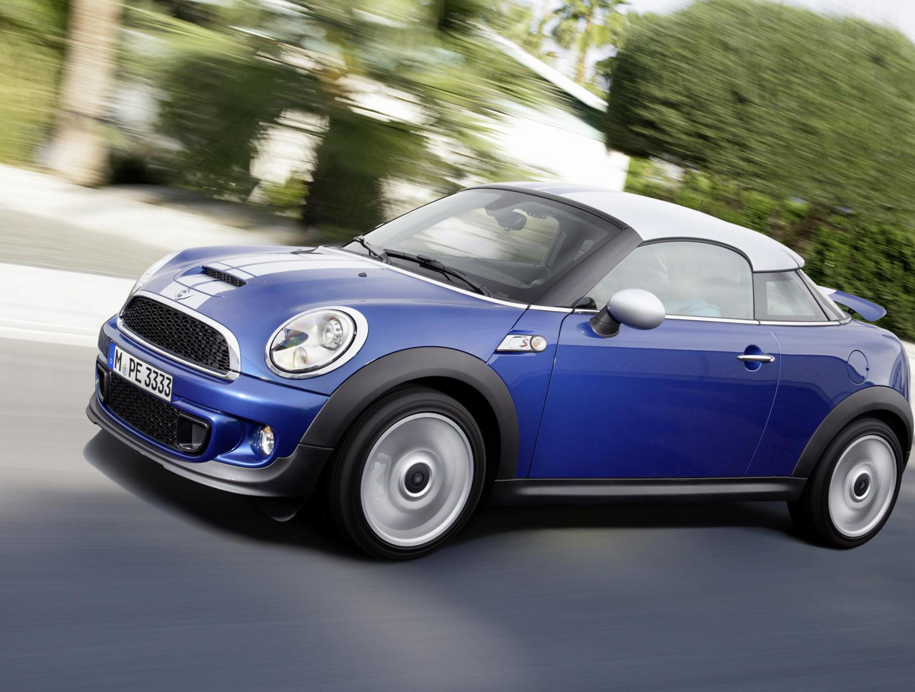 Cooper S Coupe MINI auto 2009