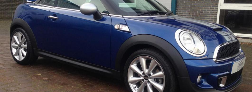 Cooper S Coupe MINI Specification 2014