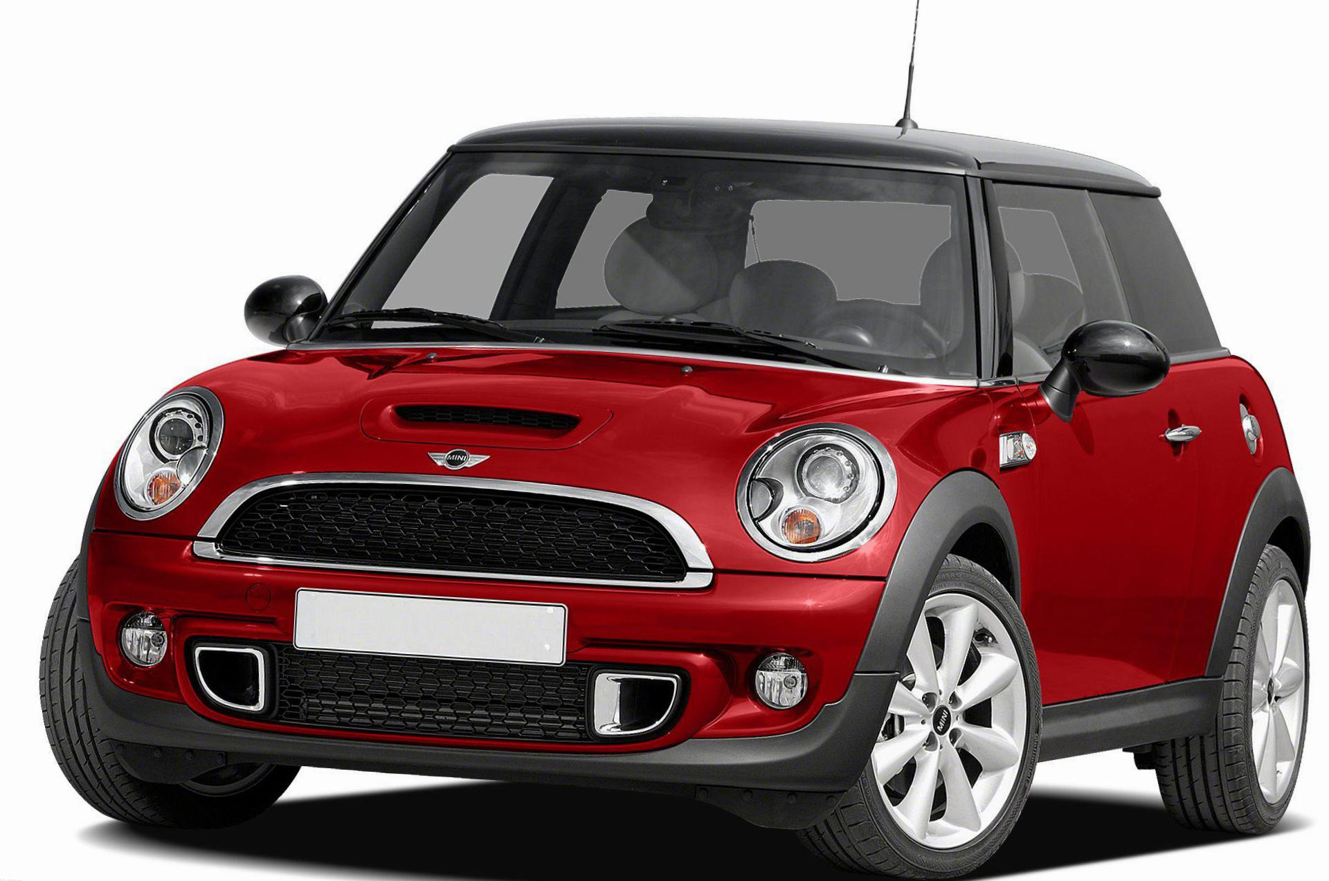 MINI Cooper S Coupe how mach 2013