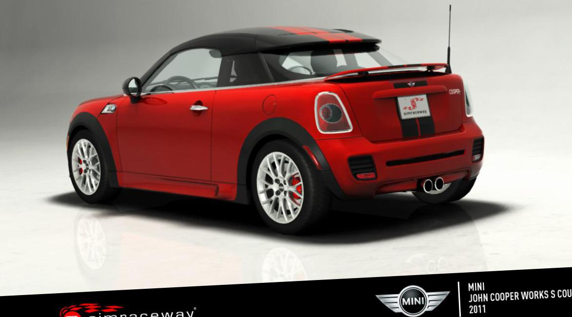 MINI John Cooper Works Coupe for sale 2010