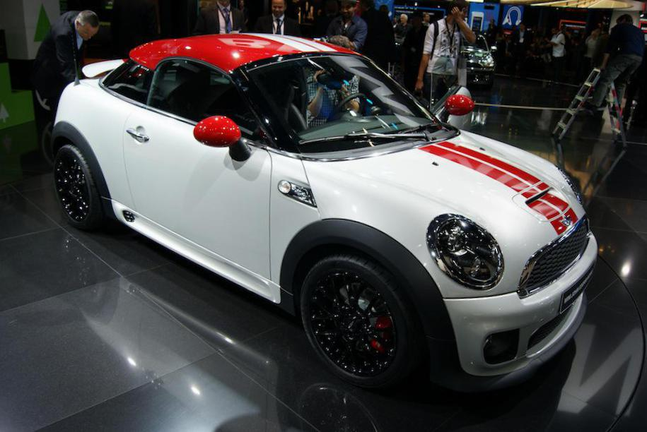 MINI John Cooper Works Coupe usa hatchback